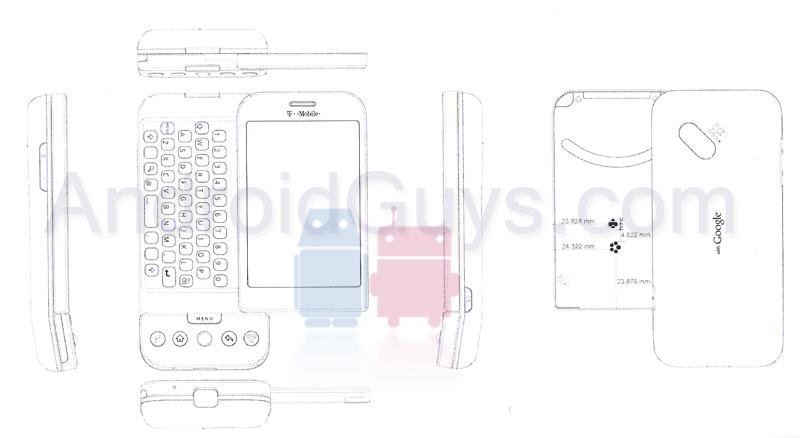 E' ufficiale: T-Mobile G1 sarà il primo Android Phone!