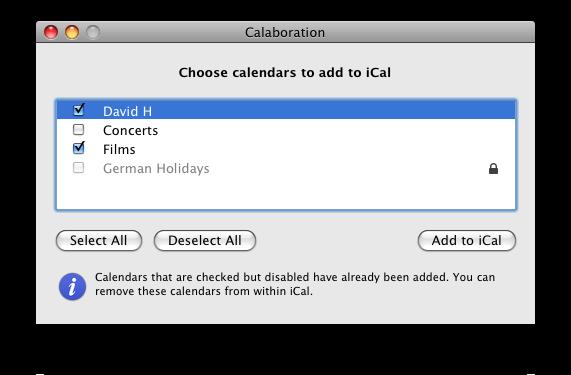 Google Calendar….(finalmente) supporta Apple iCal