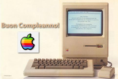 25 anni di Macintosh