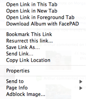 facepad-demo