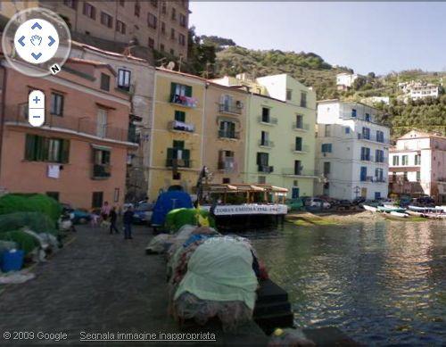 Google Street View continua a girare per le città italiane