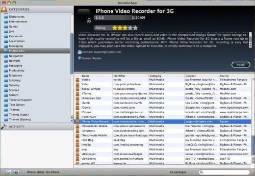 Installer.app: non serve più sbloccare l'iPhone per installare applicazioni non ufficiali
