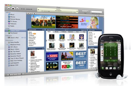Palm Pre: l&#8217;anti-iPhone si sincronizzer con iTunes&#8230;proprio come se fosse un iPhone