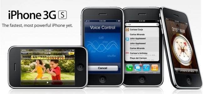 WWDC 2009: ecco finalmente il nuovo iPhone 3G S