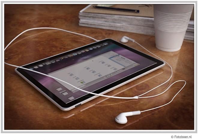 i-Tablet: un'analista l'avrebbe già provato