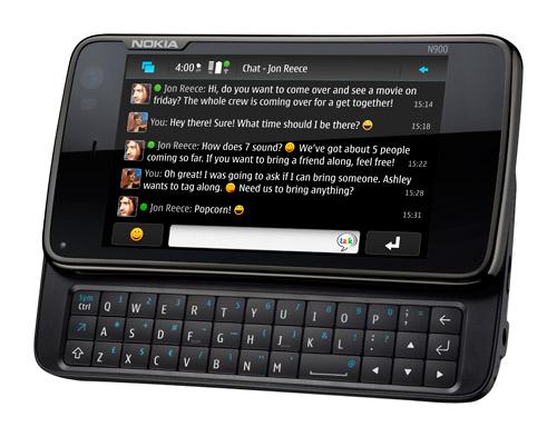 E' ufficiale Nokia presenta l'N900