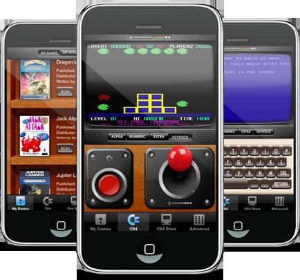 Apple: arriva l'emulatore del Commodore 64 per iPhone [Aggiornato]