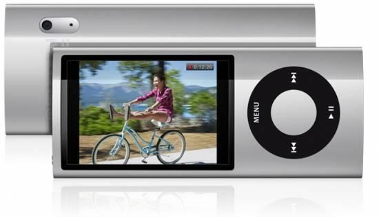 Perchè una videocamera sull'iPod nano?
