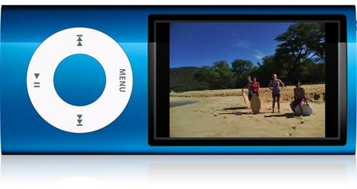 iPod Nano: radio, fotocamera e capacità aumentata…