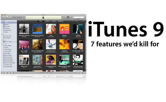 iTunes 9: tantissime nuove funzioni!