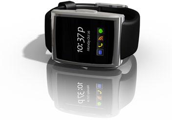 Allerta inPulse: un orologio che si sincronizza con il BlackBerry