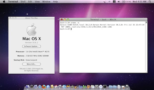 [Contrordine] Mac OSX ricompare il supporto per Atom