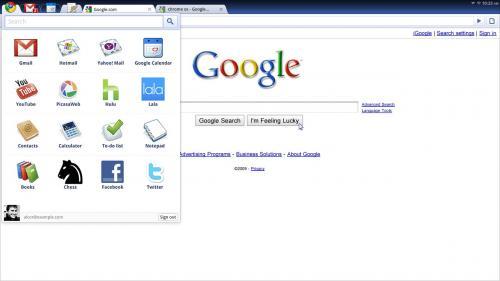 Chrome OS: ora anche Google ha un sistema operativo