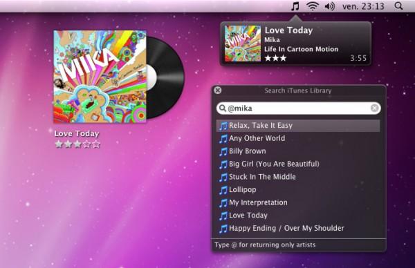 Tunesart: un'estensione per iTunes da provare!