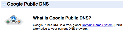Come configurare Google DNS sul vostro MAC?