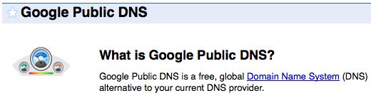 Come configurare Google DNS sul vostro MAC?