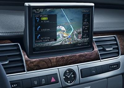 Audi A8: i servizi di Google entrano in auto