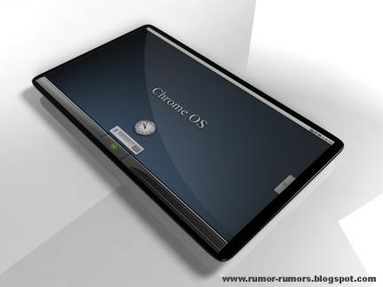 Google sta per lanciare anche un Tablet?