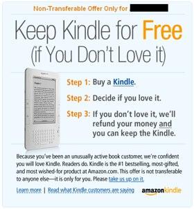 Amazon: chi ha paura dell' iTablet?