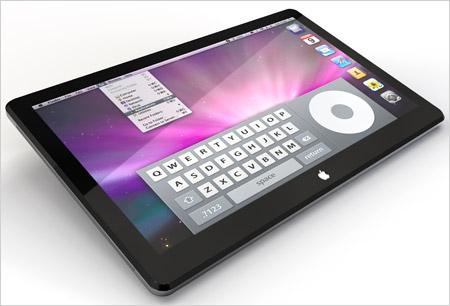 Il tablet potrebbe chiamarsi iPad?