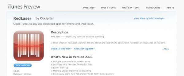 App Store: anche delle App si fa la preview direttamente dal browser