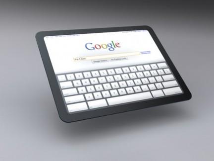 Arrivano le prime immagini del Tablet di Google