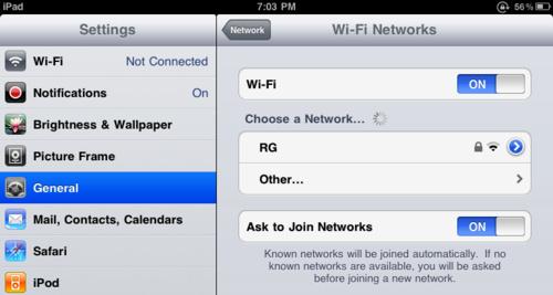 Come risolvere i problemi del WiFi del vostro iPad?