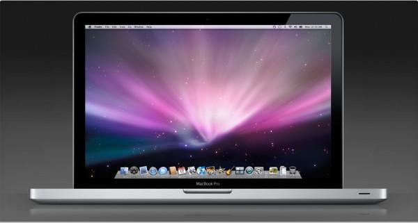 A fine aprile i nuovi MacBook Pro