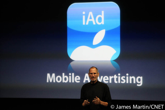 iAD: il Mobile Advertising secondo Apple