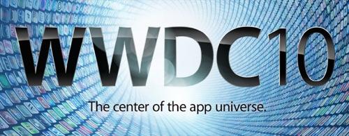 WWDC 2010: confermato.  Dal 7 all'11 giugno…