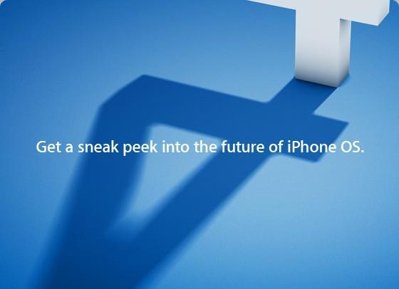 iPhone 4.0: l'evento si terrà l'8 aprile