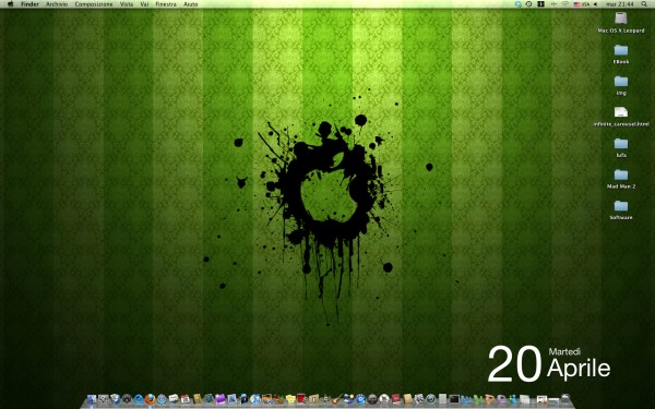 GeekTool: personalizzate il desktop del vosto Mac