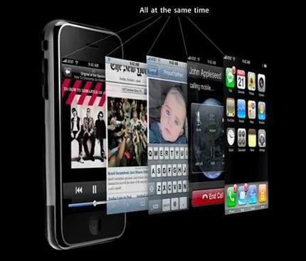 iPhone 4.0: il multitasking funzionerà come Expose