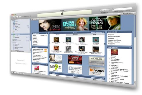 Il 25% della musica in USA viene venduto su iTunes Store