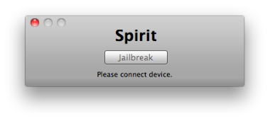 Spirit: come fare il jailbreak dell'iPad o dell'iPhone