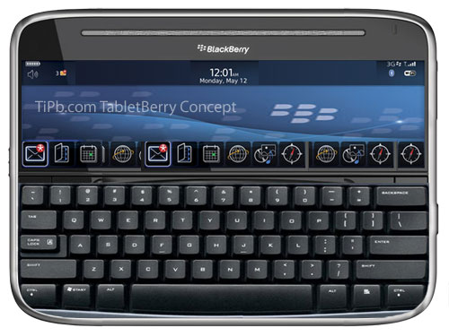 RIM: e se arrivasse un Blackberry Tablet?
