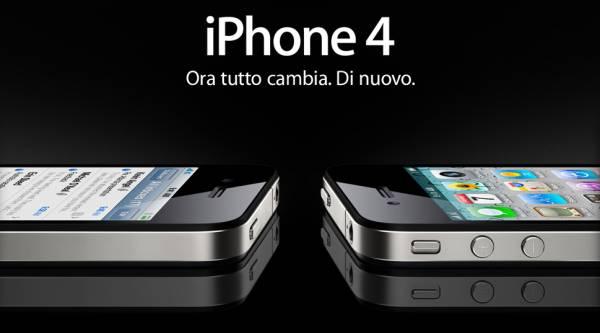 iPhone 4: ora tutto cambia. Di nuovo.