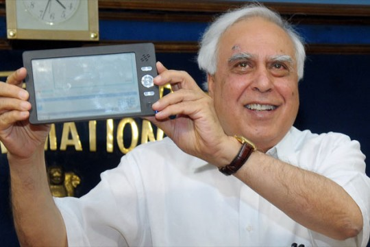 Un tablet indiano da 35 dollari