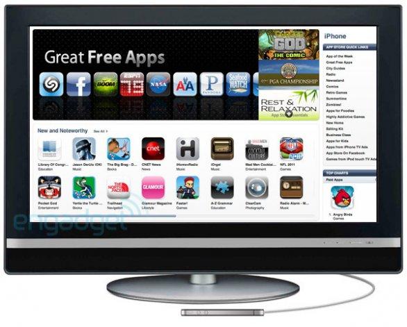 Apple TV potrebbe diventare iTV