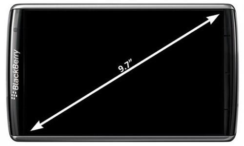 BlackPad: il tablet di RIM…