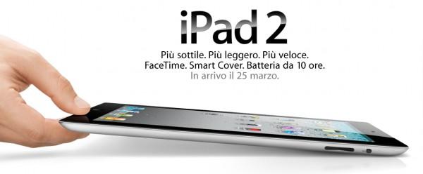 iPad 2 arrivano i primi….ritardi