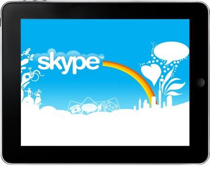 Skype sta lavorando a un versione per iPad