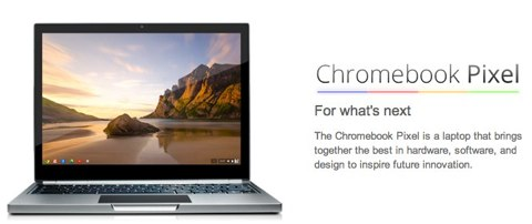Chrome-Pixel