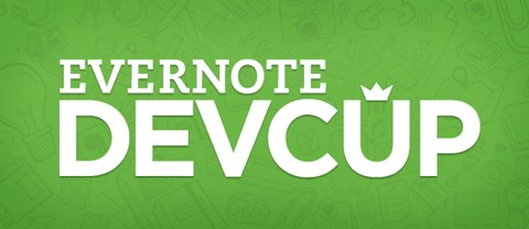Evernote-Devcup