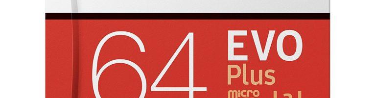 MicroSD da 64 GB Samsung a 19,90 Euro per Raspberry