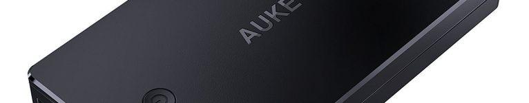 Powerbank 20000mAh Caricabatterie Portatile con Ingresso Lightning + Micro USB a 25,99 Euro