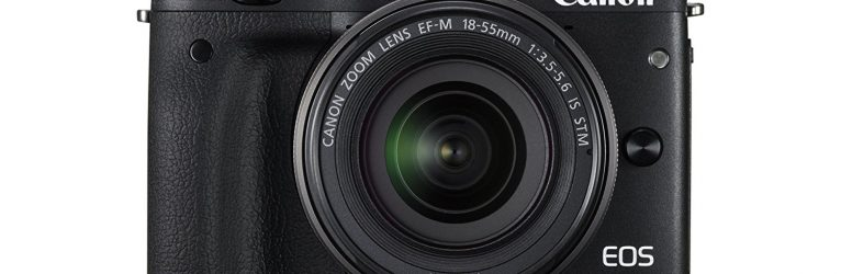 Canon EOS M3 Mirrorless a 549 Euro