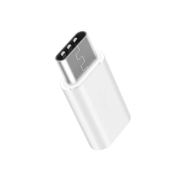 5 Adattatori microUSB -> USB tipo C a 2 euro