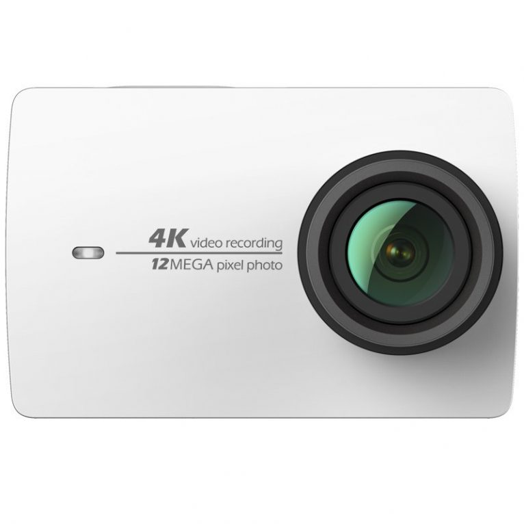 Y! 4K Action Camera 4 K Actioncam con angolo da 155° schermo touch screen LCD da 5,56 cm